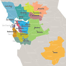 California Regions Service Areas Kaiser Permanente