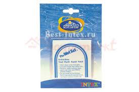 <b>Ремкомплект Intex 59631</b> Repair Patches, цена - купить с ...