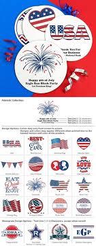 personalized patriotic white paper board coasters 20 designs