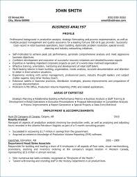 Business Analyst Resume Template Best Of Resume Template Business Analyst Business Analyst Resume Examples As