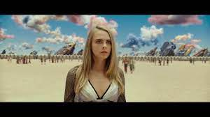 Valerian and the City of a Thousand Planets - Gets Spotted (official clip)  - YouTube