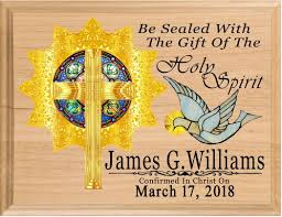 this wonderful personalized confirmation gift is made from solid maple and is the perfect unique personalized confirmation gift idea for boys or s