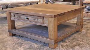 great rustic coffee tables and end tables with captivating rustic square coffee table coffee table rustic