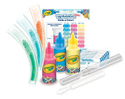 Crayola Marker Maker Refill Pack Enough For 12 Custom Tropi Cool Color Markers Art Gift For Kids 8 Up Refill Marker Maker Kit Includes Marker