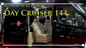 Midwest Auto Design 2018 Midwest Automotive Designs Daycruiser 144 Motor Home Class B Rvingplanet Com First Look