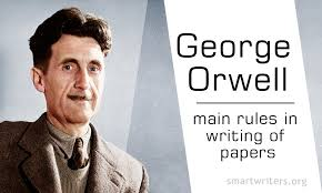 george orwell essay main rules in writing of papers we obviously face the challenge of writing the essays graduation papers articles posts for and other types of papers