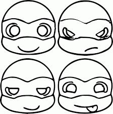 Ninja Turtles Coloring Pages To Print 51983 Hypermachiavellismnet