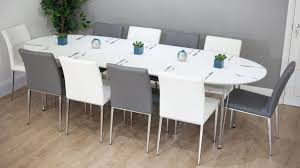 ... Ellie White Oval Extending Table Persontchen And Chair Set Tables Chairs  Pedestal Table6 91 Rare 6 Style Kitchen Dining ...