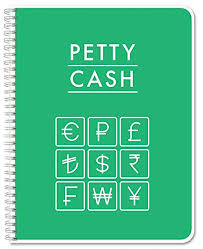 Petty Cash Log Book Amazon Com Bookfactory Petty Cash Log Book Notebook Journal