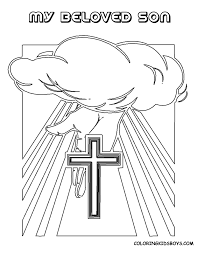 Christmas Coloring Pages For Children S Church With Childrens Free
