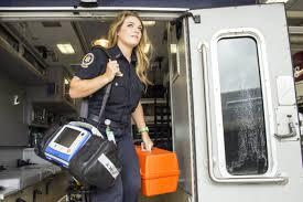 First Responder Profile: Hillary Duncan, paramedic – Dig Baton Rouge
