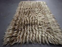 custom flokati rug angora flokati rug
