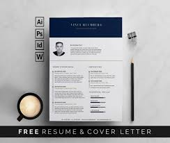 Resume Template Word Doc Docx And Psd Formats Resummme Com For Thumb