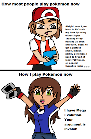 Pokemon Meme (My Version) by PokePikaPower on DeviantArt via Relatably.com