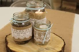 Table Decorations Using Mason Jars Jar Table Decorations 50