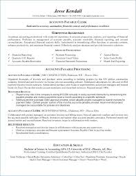 Accounts Receivable Resume Luxury Resume Samples For Supervisor