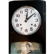 nayak classic wall clock with pendulum by antikcart dial