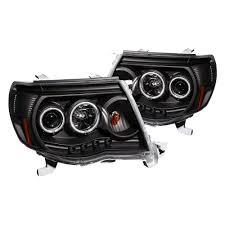 Anzo® - Toyota Tacoma with Factory Halogen Headlights 2005-2011 ...