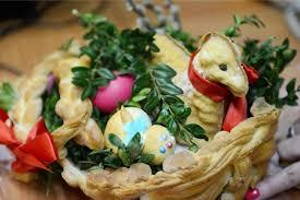 Święconka na Wielkanoc, czyli co włożyć do koszyczka. Co symbolizuje  pokarm, który święcimy w Wielką Sobotę? | Kurier Lubelski