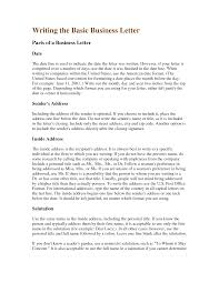 Business Letter Format How Write Xerox Home Design Idea