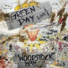 Green Day Chart History Woodstock 1994 Green Day Album Wikipedia