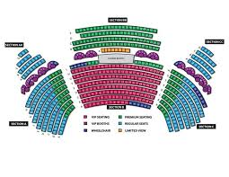 Rock Of Ages Theater Seating Chart 70 Clean Booth Playhouse Seating Chart