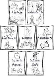 Rentr E Pages De Garde Pour Cahiers Porte Vues Et Classeurs