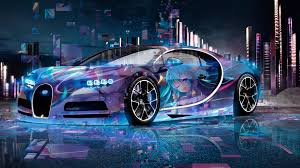 The great collection of bugatti chiron 2018 wallpapers for desktop, laptop and mobiles. Bugatti Chiron Neon Gold Page 1 Line 17qq Com