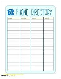 Excel Address Book Template – Jkfoundation