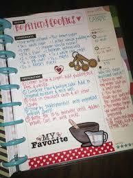 recipe book idea more