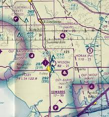 New Orleans Sectional Chart Abandoned Little Known Airfields Alabama Mobile Area
