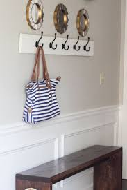 Best 25+ Wall coat rack ideas on Pinterest | Entryway coat hooks, Entryway coat  rack and Diy coat rack