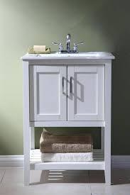 24 in bathroom vanity with sink sk e ch sgle 24 all mirror petite bathroom sink