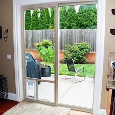 pet patio door sliding glass door