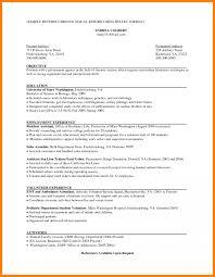 Template Reverse Chronological Order Templates Memberpro Co Resume