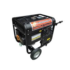 Powerland 10 000 Watt 1 Gasoline Powered Electric Start Portable