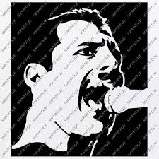 Polish your personal project or design with these freddie mercury transparent png images, make it even more personalized and more attractive. Products Tagged Freddie Mercury Svg File Sofvintaje