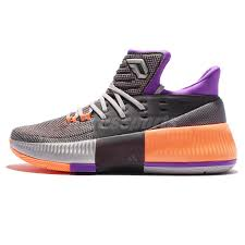 adidas basketball shoes damian lillard. adidas d lillard 3 damian all star game asg men basketball shoes sneakers bb8270