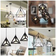 scandinavian lighting. Scandinavian Loft Lamps Lighting Home Led Steel Deco Dinner Lights Spot Art Room - Diamond White | 11street Malaysia Decorative Lamp \u0026 Shades D