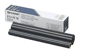 Black Fax Sharp Fo9cr Fax Ribbon Rolls Tonerink Sydney