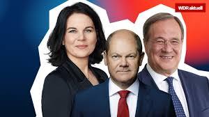 Es war das erste zusammentreffen als kanzlerkandidaten: Sticheln Und Rangeln Analyse Zum Ersten Tv Triell Von Scholz Baerbock Laschet Nachrichten Wdr