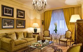 Period Living Room 5 Star Hotel Paris 8th Luxury Suites Hotel San Racgis