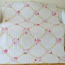 Shabby Chic Bedding Sets Cheap Cottage Shabby Chic Quilt Shabby ... & Shabby Chic Quilt Strawberry Tea Party Large Lap Quilt Irish Chain Handmade  Quilt 58 X 78 Adamdwight.com