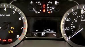 What causes a service engine light to come on in a Nissan Altima ...