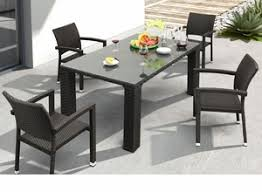modern outdoor dining sets. Outdoor Dining Tables Modern Sets 4