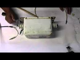 Neon Transformer Sizing Chart How To Test A Non Gfi Neon Transformer Hd By Juan O Neon