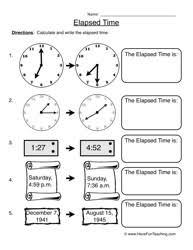 Telling Time Worksheets - Have Fun Teachingtelling time worksheet 3