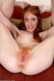Free hairy red head galleries