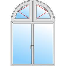 Rundbogenfenster Online Kaufen Preise Kosten Fensterblickde