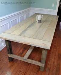 How To Build A Farmhouse Table Diy Project Aholic Popular Kitchen